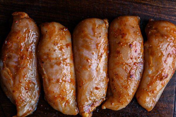 Marinated Chicken Fillets